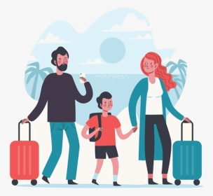 518 5186444 service family travel vector hd png download
