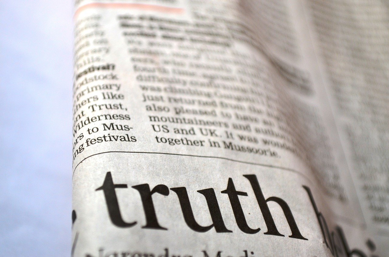 truth, newspaper, news