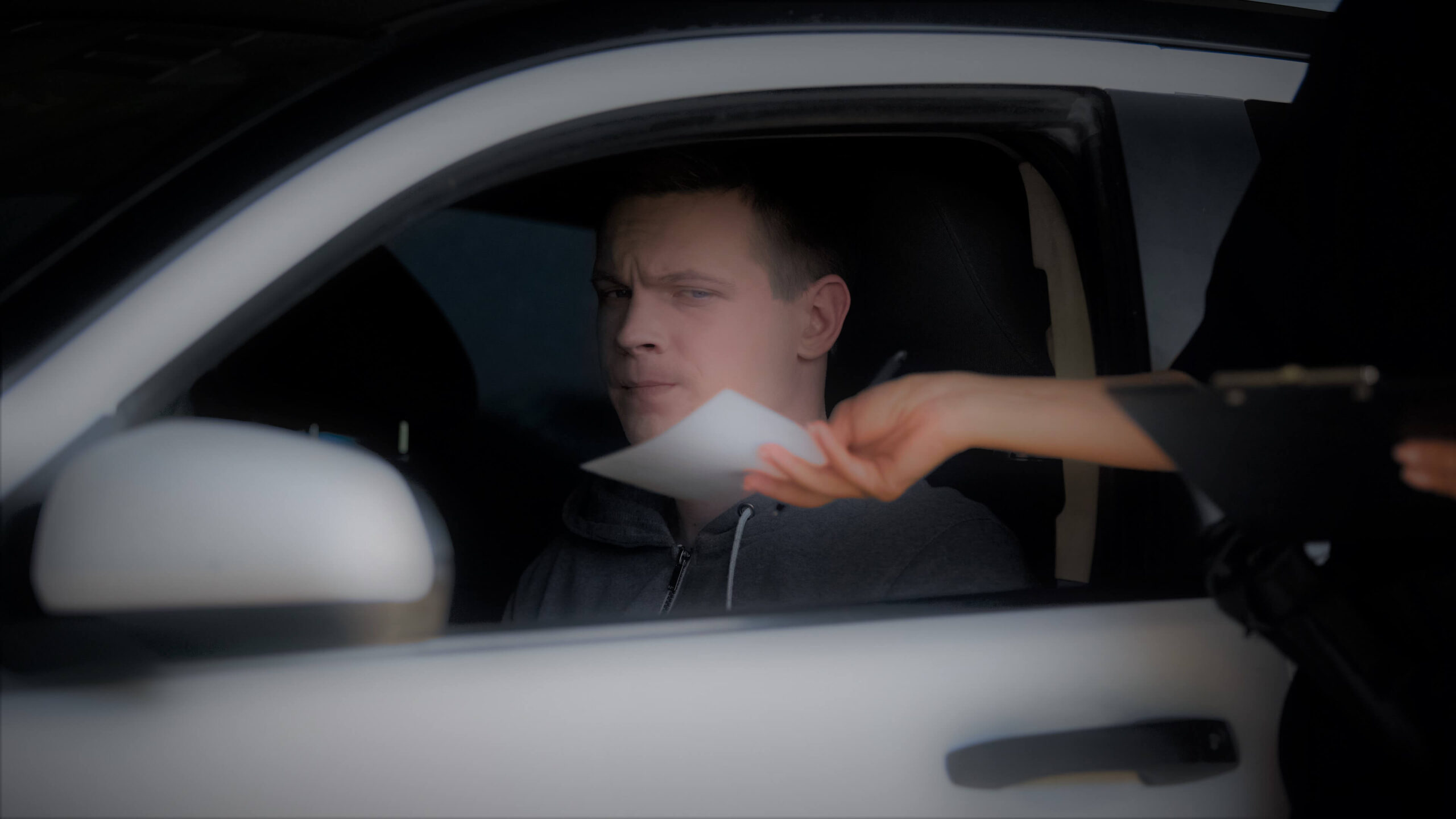 Driving while suspended